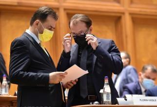Congres PNL. Cîțu a vrut să-l înfunde pe Orban cu o fotografie / POZA în articol