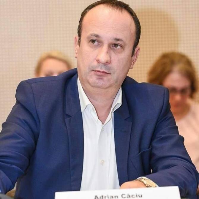 Economistul Adrian Câciu: Intrăm în STAGFLAȚIE dacă nu e stopat prețul la energie / Foto: Facebook Adrian Câciu