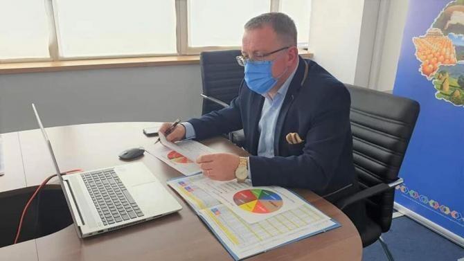 Ministrul Agriculturii, Adrian Oros, demisionează din Guvernul Cîțu / Foto: Facebook Adrian Oros