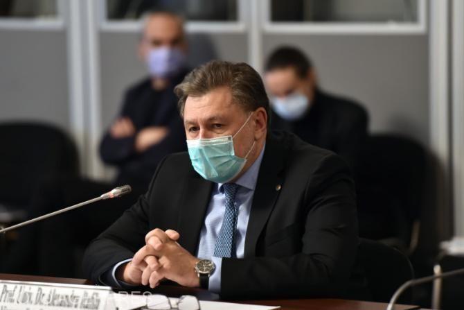 Alexandru Rafila: Vom depăşi maximul numărului de cazuri înregistrat în valul 3. Consecințe dramatice
