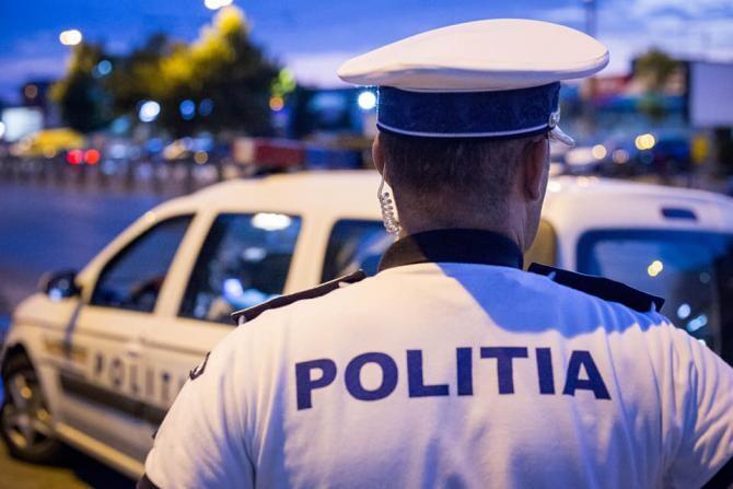 Cum a scăpat de sancțiuni un șofer din Iași care a depășit pe linia continuă mașina Poliției / Foto: Facebook DGPMB