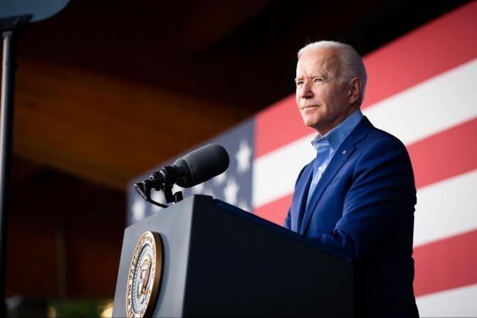 Sursa foto: Facebook Joe Biden
