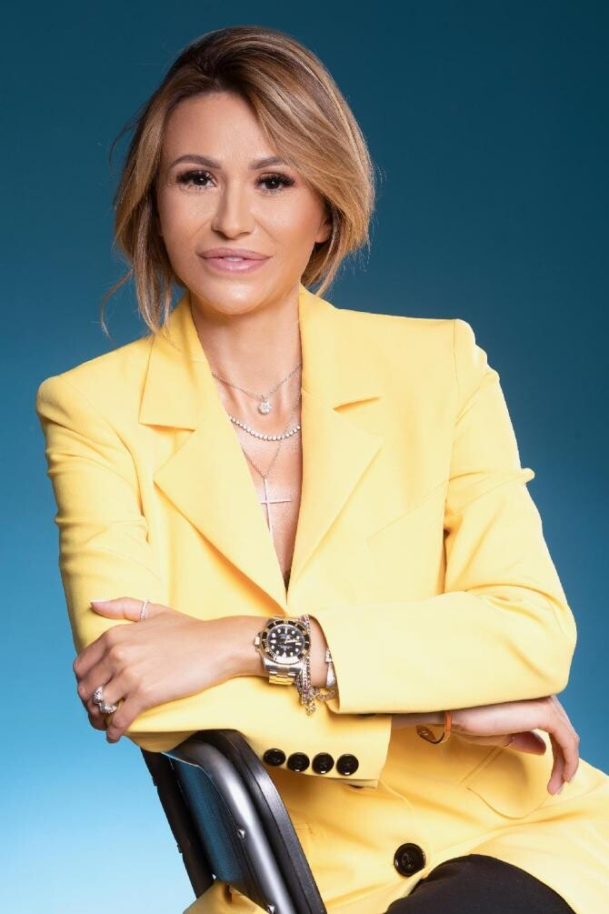 Cristina Ciobanu, chairman alIUBCCI - UAE, la DCNews și DCBusiness