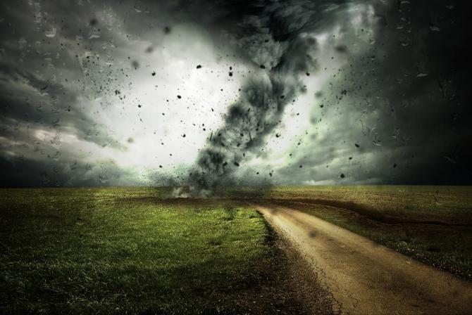 Furtuna Nicholas a atins categoria de URAGAN / Foto: Pixabay