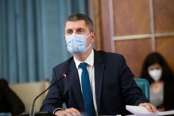 Dan Barna: USR PLUS nu e un partid-balama care asigură doar niște voturi în Parlament. Nu e un partid de paiațe  /  Sursă foto: Gov.ro