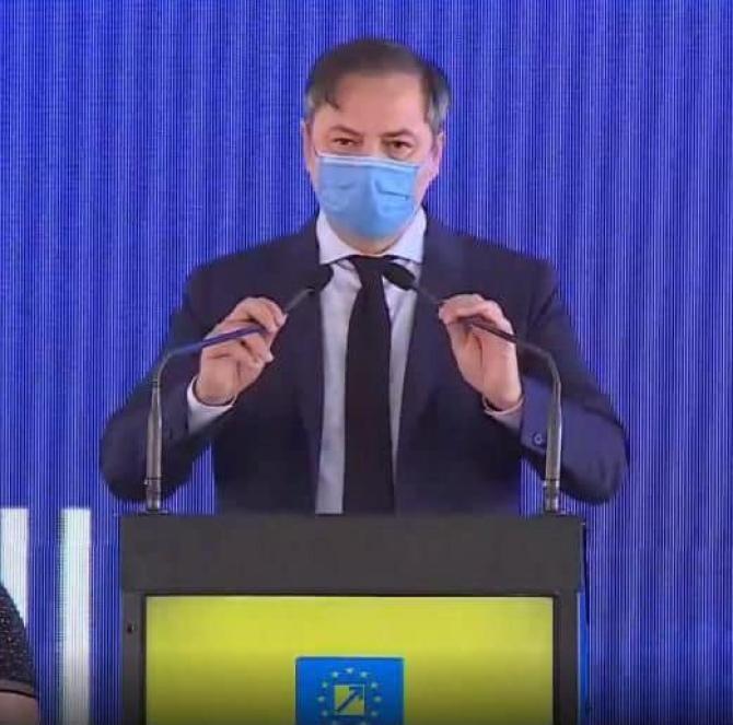 Motreanu anunță că NU candidează pentru nicio funcție la Congresul PNL / Foto: Facebook Dan Motreanu
