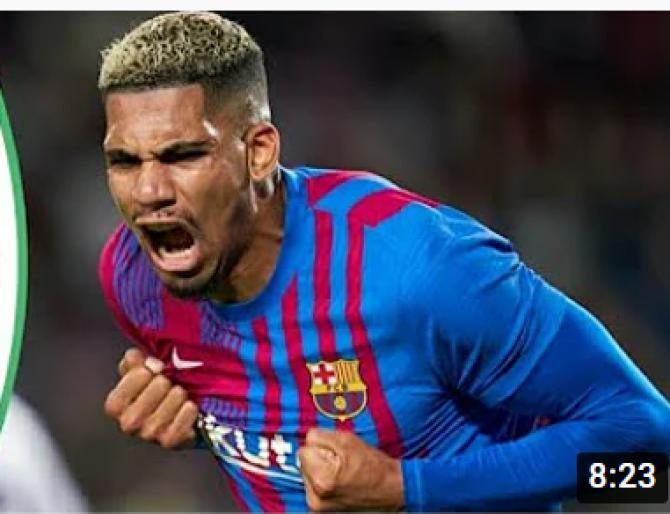 FC Barcelona, de nerecunoscut fără Messi. Meci de chin cu Granada / Captură Video Hassan360 YouTube