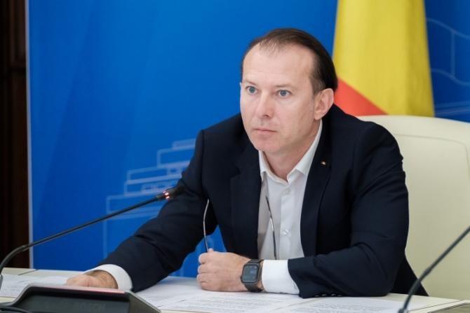 Florin Cîțu / Foto: gov.ro, arhivă
