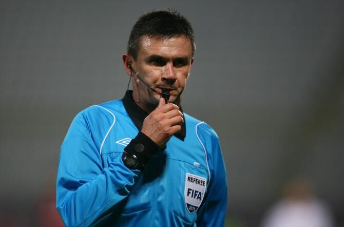 Fostul arbitru Cristian Balaj este noul președinte de la CFR Cluj / Foto Cristian Balaj  Facebook