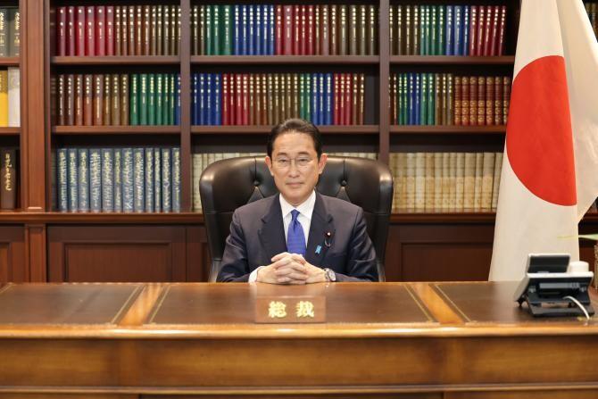 Fimio Kishida va fi noul premier al Japoniei. Alegerile, sub semnul dezbaterii privind căsătoriile între persoanele de același sex  /   Sursă foto: Facebook 岸田文雄