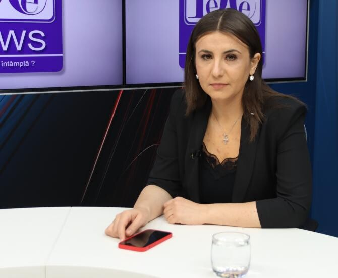 Ioana Constantin  Foto: Crișan Andreescu