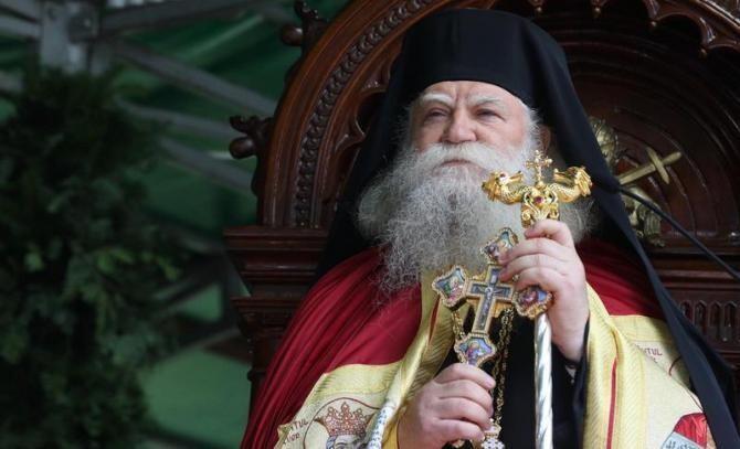 IPS Calinic, Arhiepiscop al Sucevei și Rădăuților Foto: Basilica.ro