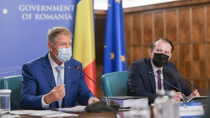 Mircea Coșea, după ce Iohannis și-a anunțat susținerea pentru Cîțu: A depășit normele constituționale / Foto: Facebook Klaus Iohannis