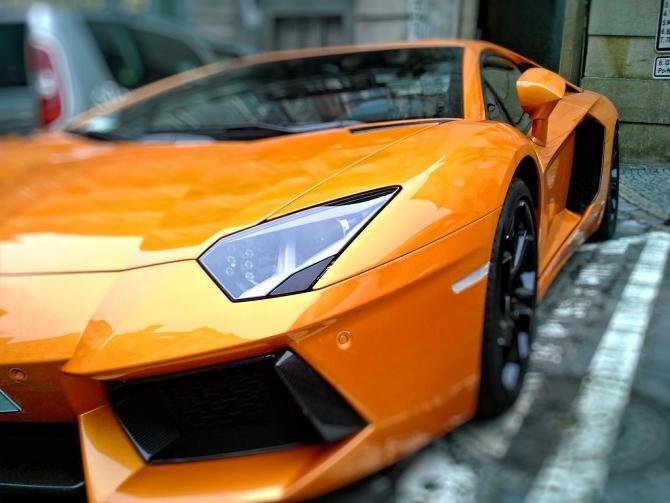 Șoferul unui Lamborghini a început să plângă după ce rămas fără bolidul de lux / Foto: Pixabay