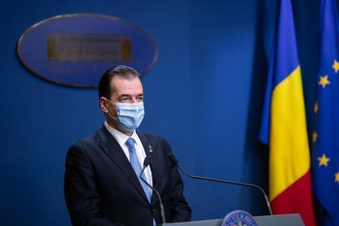 Ludovic Orban / Foto: gov.ro