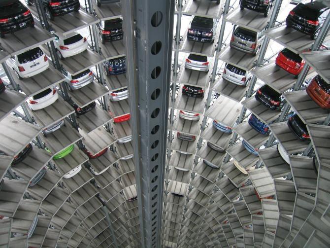 Deficitul global de semiconductori afectează cei mai mari producători de mașini / Foto: Pixabay