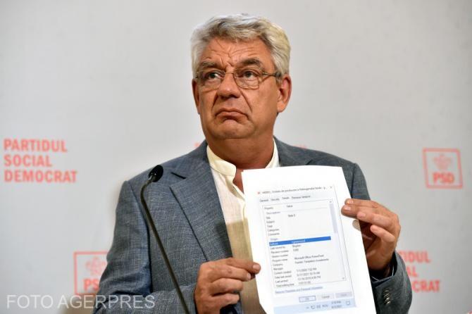 Mihai Tudose se sucește de la o zi la alta