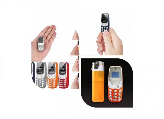 mini telefon