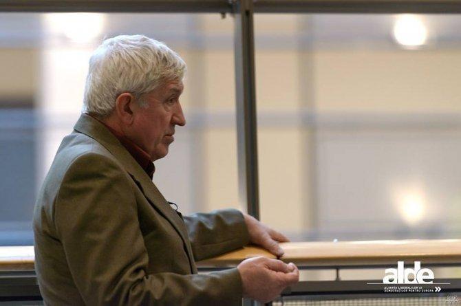 Mircea Diaconu, ferm înainte de Congresul PNL/ arhivă DCNews