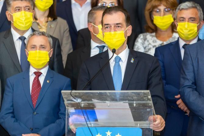 Chirieac, după acuzațiile lansate de Orban: Liviu Dragnea mi-a povestit lucrurile astea. Sunt încă sub șocul acestor declarații / Foto: Facebook Ludovic Orban