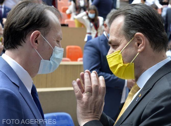 Orban, atac la Cîţu: Ia decizii fără să se mai consulte cu preşedintele partidului. A aruncat în aer coaliţia