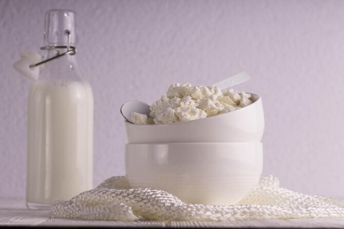 Pancove cu brânză dulce închegată cu oţet. Rețeta explicată pas cu pas / Foto: Pixabay
