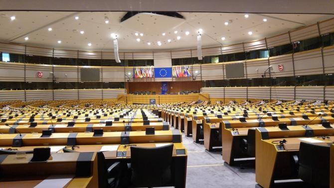 Parlamentul European / Imagine de Dan Johnston de la Pixabay
