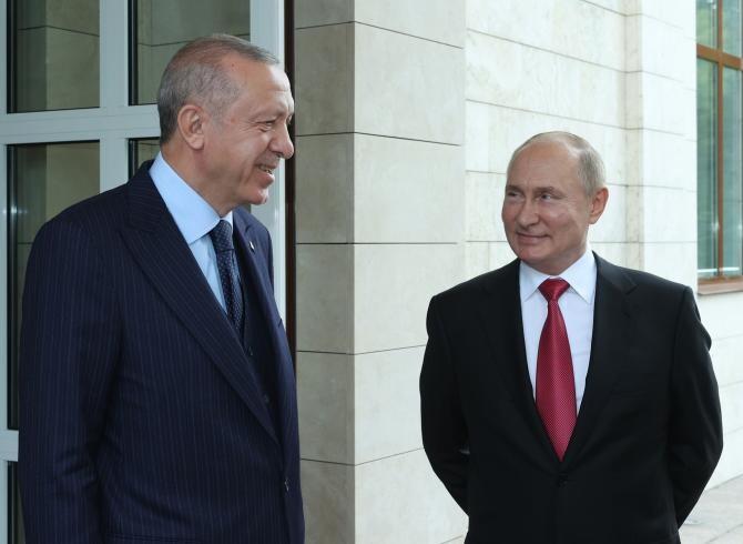 Sursă foto: Facebook Recep Tayyip Erdoğan