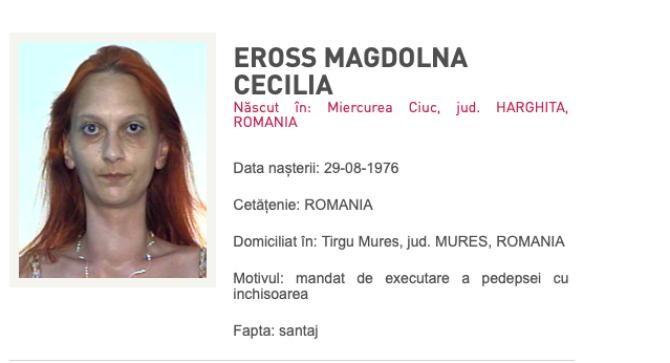 Sursă: Captură Poliția Română