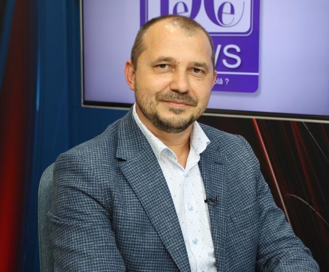 Sergiu Zaharia. Foto: Crișan Andreescu