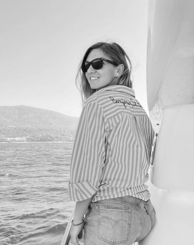 Simona Halep / Foto Instagram