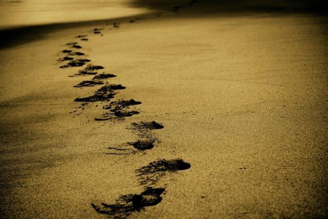 Urme de tălpi cu o vechime de 23.000 de ani, descoperite în SUA - FOTO în articol / Foto: Pixabay