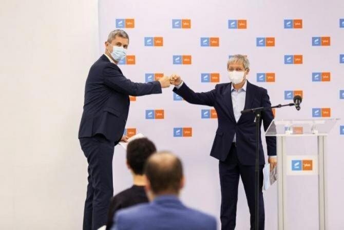 USR PLUS cere CCR să dezbată mai repede sesizarea privind moţiunea de cenzură împotriva Guvernului Cîțu