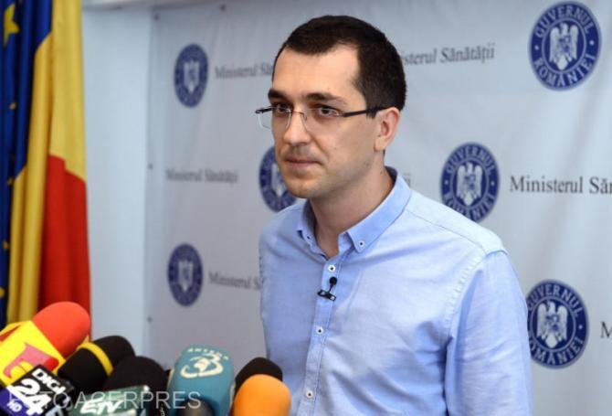 Vlad Voiculescu către Florin Cîțu: Parcă nici dna Dăncilă nu își permitea să arunce cu cuvintele în halul ăsta