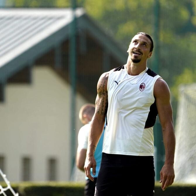 Facebook Zlatan Ibrahimovic