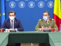 Andrei Baciu și Valeriu Gheorghiță / Foto: Captură video