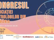 Astrosens este partener media al Congresului Asociației Astrologilor din România (22-24 octombrie)