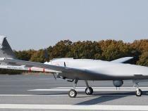Drona turcească de tip Bayraktar