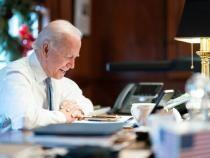 Joe Biden, discuție cu Emmanuel Macron privind ameliorarea relațiilor bilaterale / Foto: Facebook Joe Biden