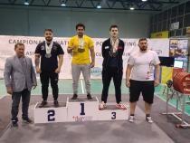 Sportivii de la CS Unirea Alba Iulia, RECORD de medalii la Campionatul Național de Powerlifting / Foto: Facebook CS Unirea Alba Iulia