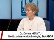 Totul despre tiroidă și menopauză, cu dr Corina Neamțu. INTERVIURILE DC NEWS ȘI DC MEDICAL