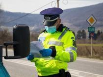 Un șofer din Gorj îi acuză de lipsă de empatie pe polițiștii care l-au amendat și l-au lăsat fără permis / Foto cu caracter ilustrativ: Facebook Poliția Română