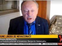 Herman Berkovits, medicul lui Netanyahu: Ne pregătim de VALUL 5 / Foto: Captură video Realitatea Plus