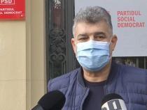 Marcel Ciolacu, liderul PSD