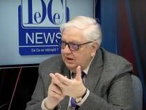 Mircea Coșea, la DCNews/ foto arhivă video dcnews.ro