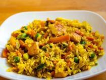 Pui curry cu orez, RETRAS din Decathlon din cauza substanțelor cancerigene  / Foto: Pixabay