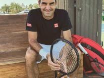 Facebook Roger Federer