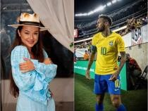 Sursa foto: Facebook Vlăduța Lupău / Neymar