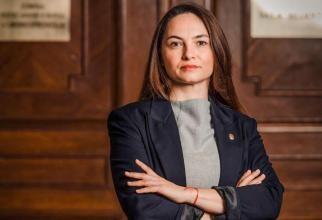 Deputata Anamaria Gavrilă, ex-AUR, scandal la Înmatriculări. Nu i s-a permis accesul pentru că nu avea certificatul verde