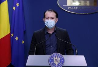 Cîţu: Nicolae Ciucă a trimis, astăzi, partidelor parlamentare, un armistiţiu / DOCUMENT